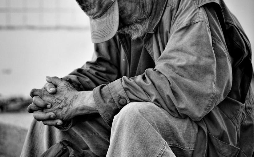Gracias a Internet, un vagabundo minusválido consigue un hogar temporal